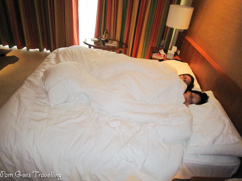 SleepingatHuaHinSheraton