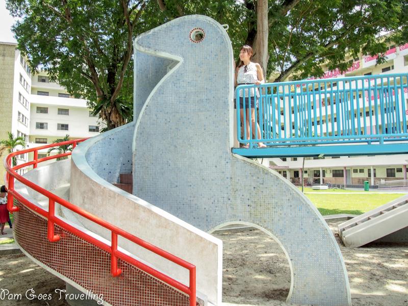 Dove playground.