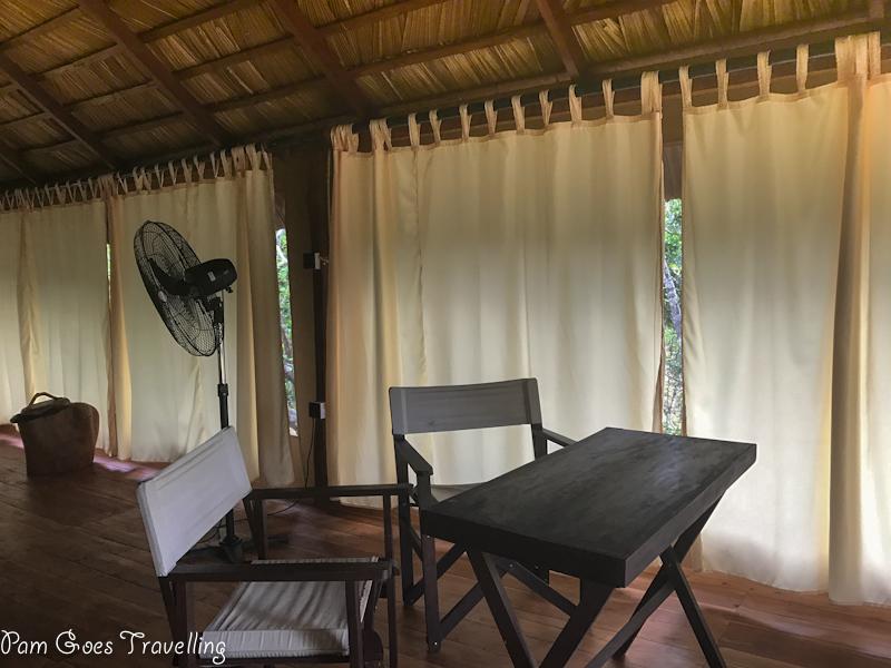 Yala Safari Camping - Sink area