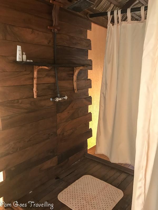 Yala Safari Camping - Shower Area