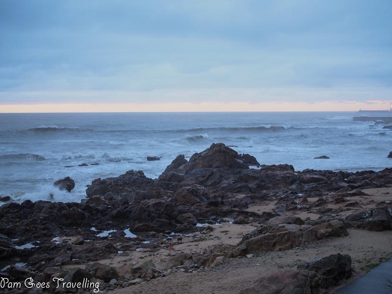 Get close to the Atlantic Ocean in Porto