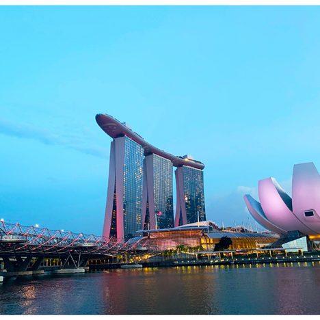 Terrace Garden (Postcard Singapore #2)