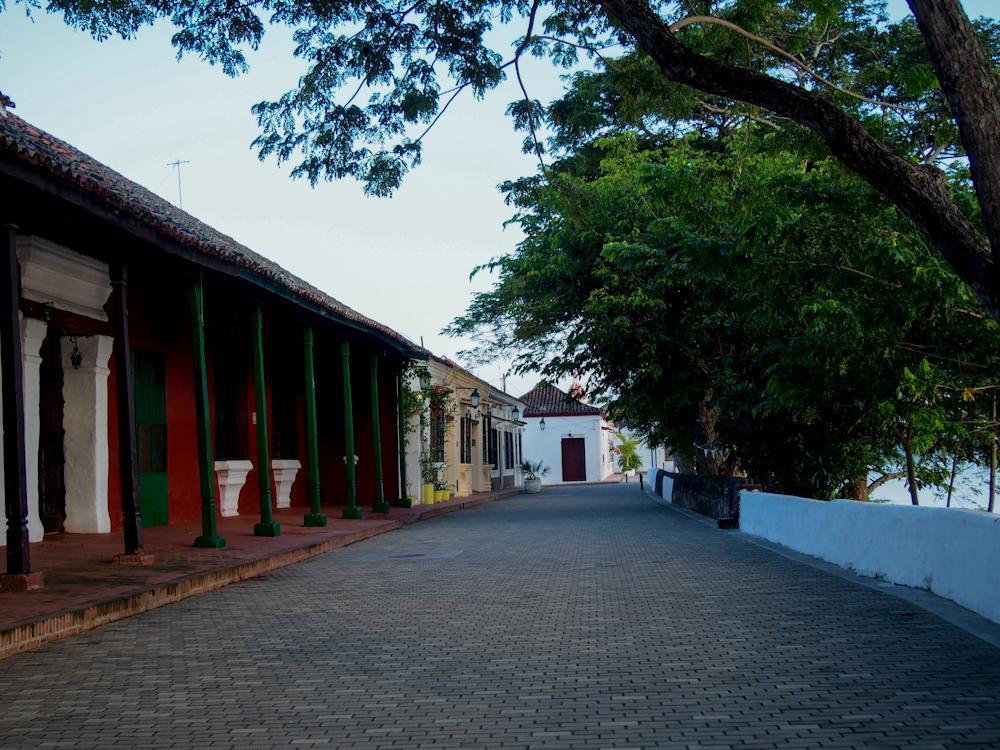 Dawn in Mompox