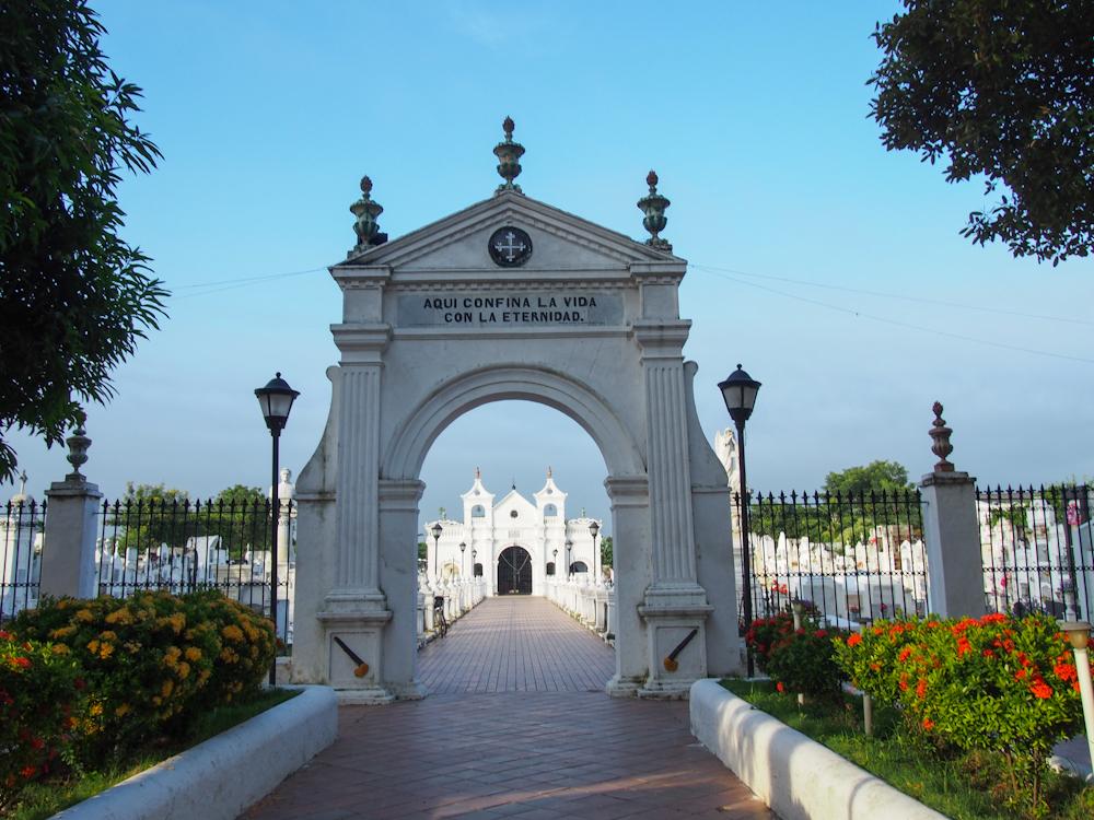 Mompox Municipal Cemetery