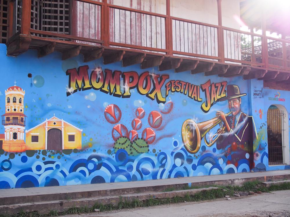 Jazz Festival in Mompox