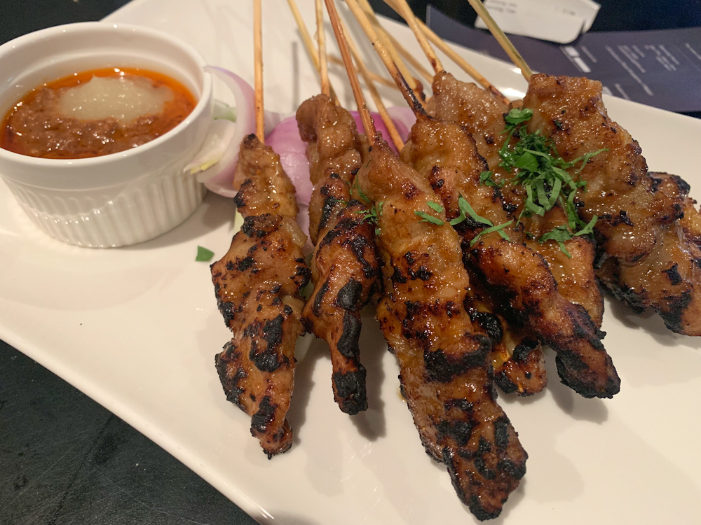 Grilled Satay