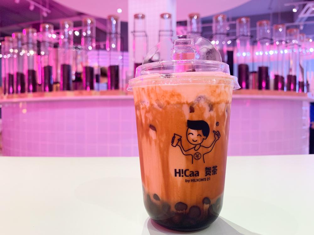 Hicaa Tea in Kuching