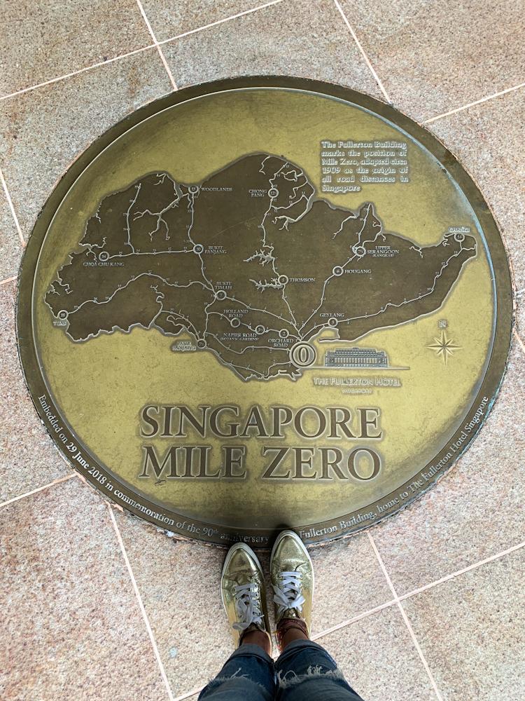 Singapore Mile Zero